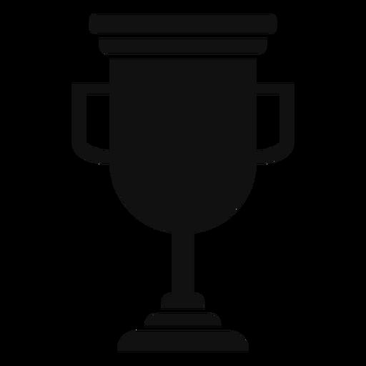 Graduation trophy cup flat Transparent PNG