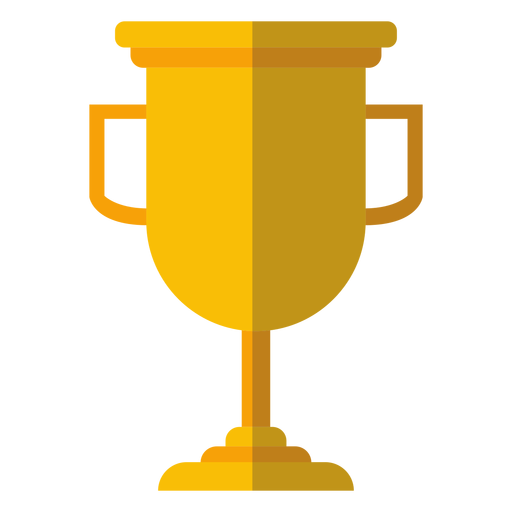 Graduation trophy cup icon Transparent PNG
