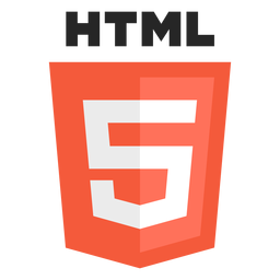 Icono de lenguaje de programación HTML