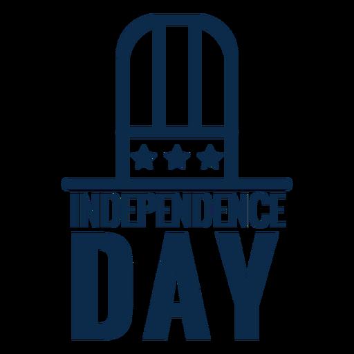 Dia da Independência cartola plana Transparent PNG