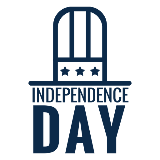 Independence day top hat flat Transparent PNG