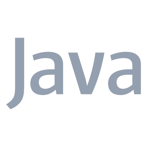 Java programming language flat Transparent PNG