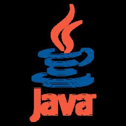 Icono de lenguaje de programación Java