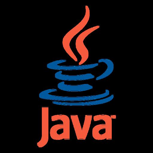 Java programming language icon Transparent PNG