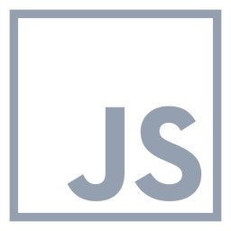 Javascript programming language flat