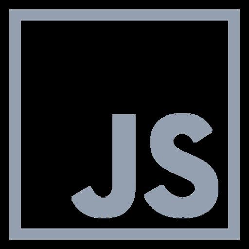 Javascript programming language flat Transparent PNG