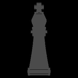 König Schachfigur
