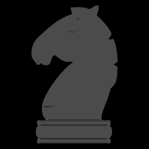 Peça de xadrez cavaleiro Transparent PNG