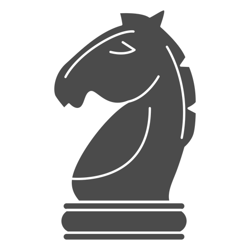 Peça de xadrez de cavaleiro