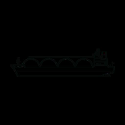 Lng línea naviera Transparent PNG