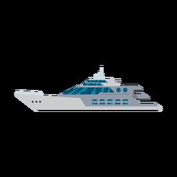 Megayacht Schiffssymbol