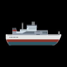 Ocean liner ship icon