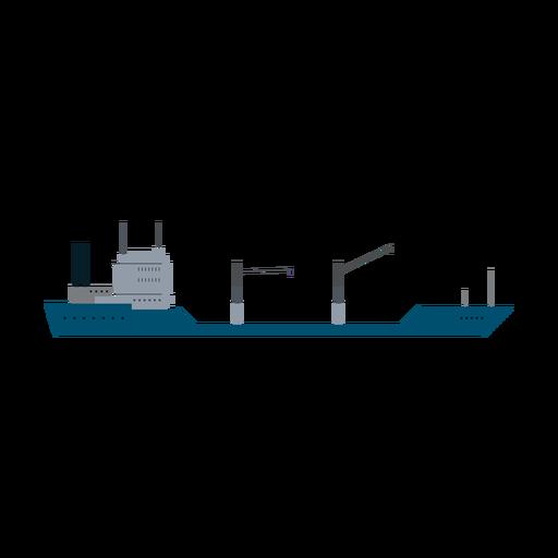 Oil tanker ship icon Transparent PNG