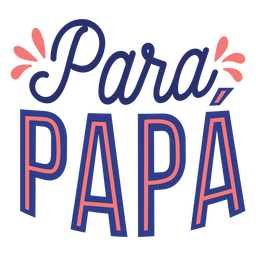 Letras para papa