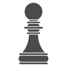 Peça de xadrez de peão