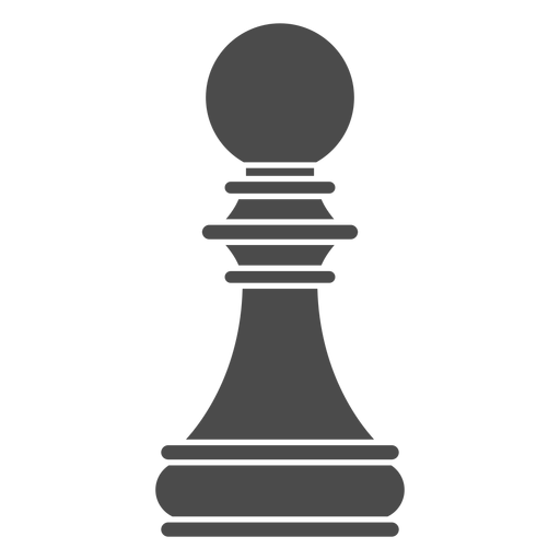 Pawn chess piece Transparent PNG