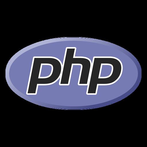 Icono de lenguaje de programación php Transparent PNG