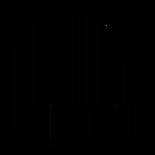 Piano barcode Transparent PNG