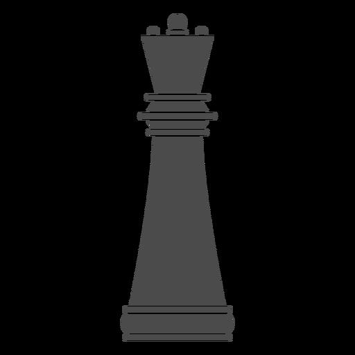 Peça de xadrez rainha Transparent PNG
