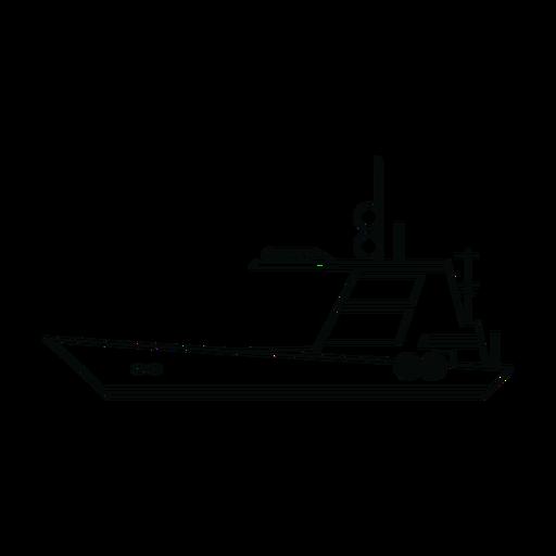 Linha de barco à vela Transparent PNG
