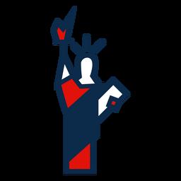 Icono de la estatua de la libertad
