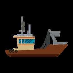 Ícone de navio de transporte