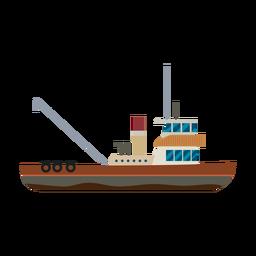 Schleppersymbol Schiff
