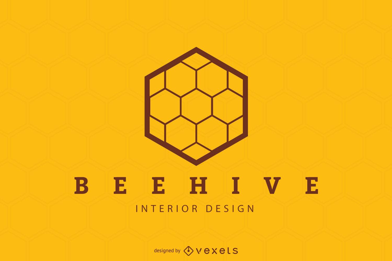 Beehive poster design