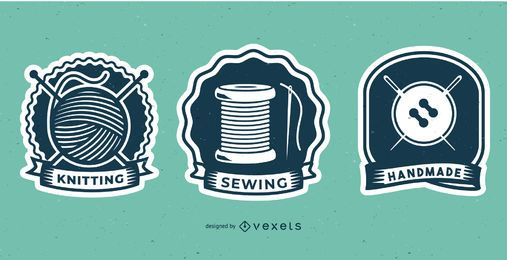 Sewing Badges Design