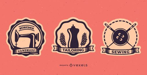 Tailoring Badges Design