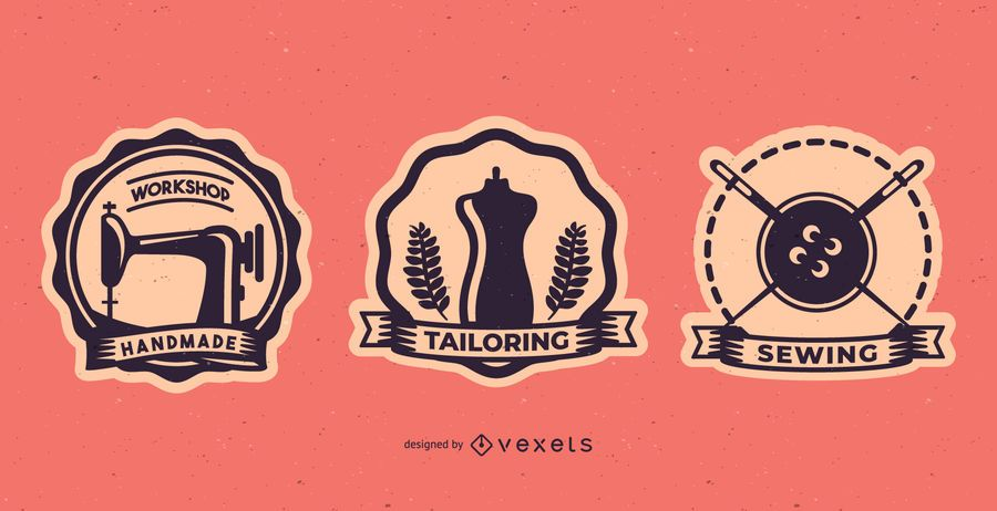 Tailoring Badges Design