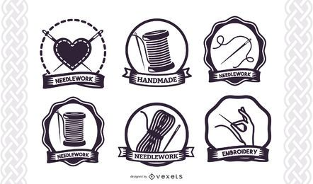 Handmade Services Logo Collection
