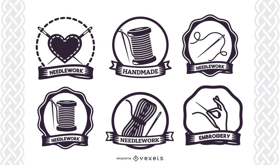 Handmade Services Logo Collection