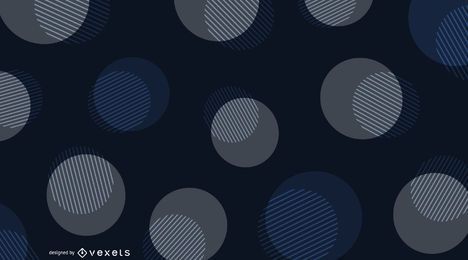 Abstract Design Dark Background