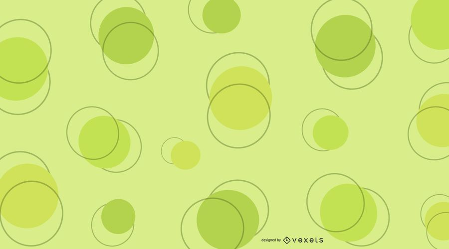 Abstract Green Lime Background