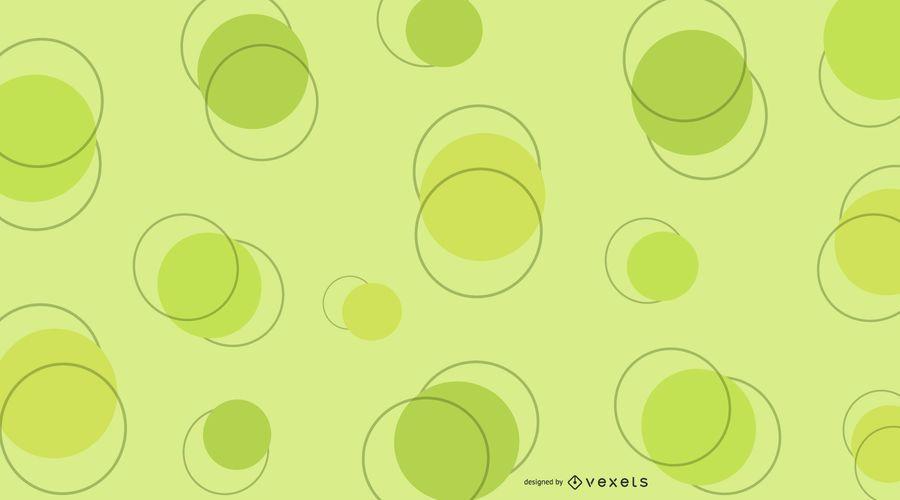 Resumen de fondo verde lima