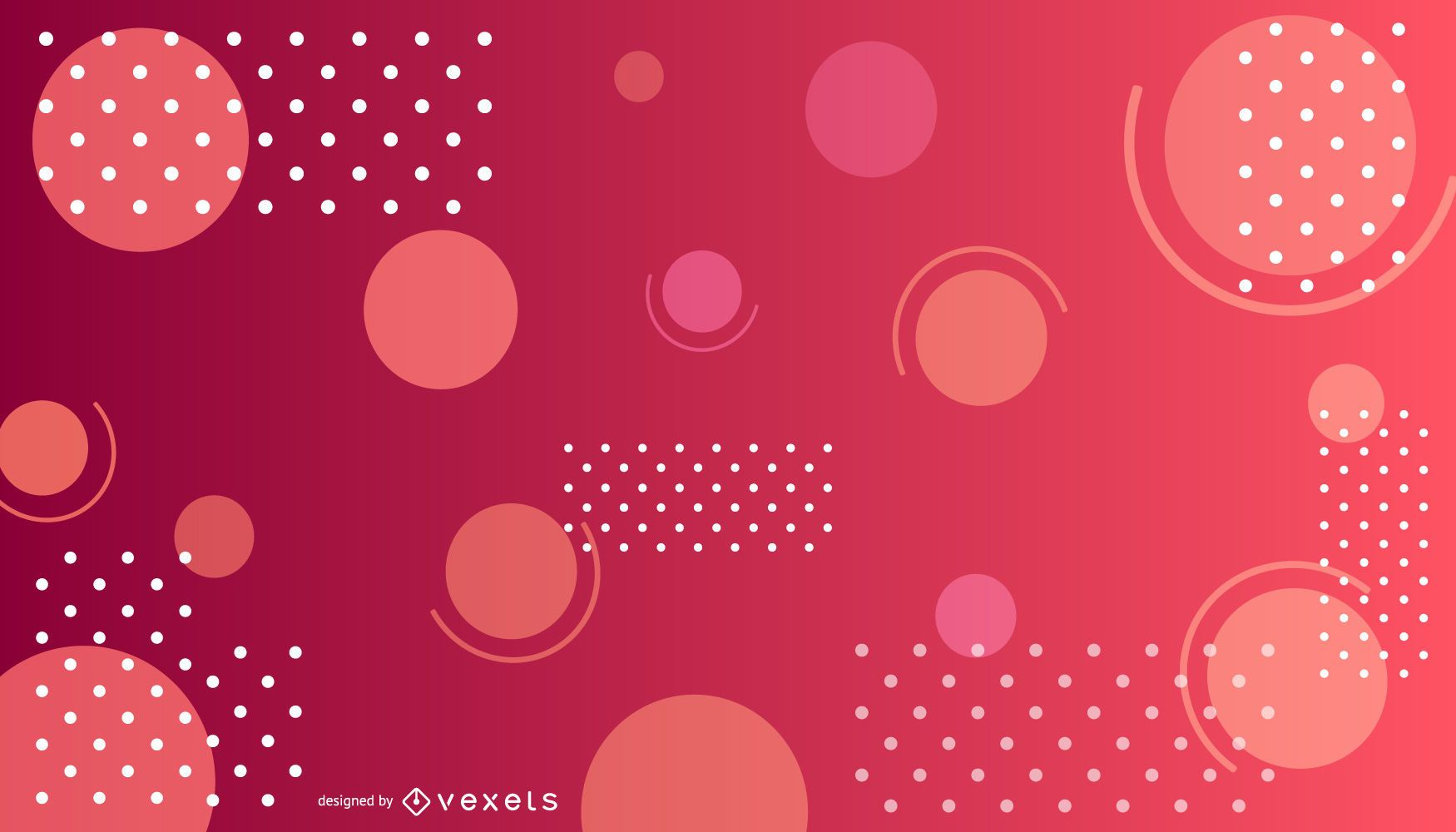 Fondo degradado colorido abstracto