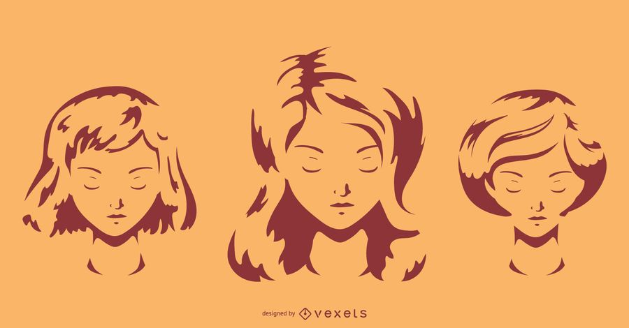 Set de peinado ondulado