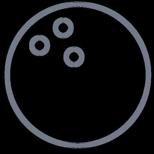 Bola de boliche bola de carrera de agujero Transparent PNG