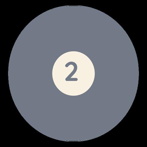 Bola, dois, círculo, silueta Transparent PNG