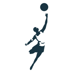 Basketball player ball player shorts t shirt throw detailed silhouette