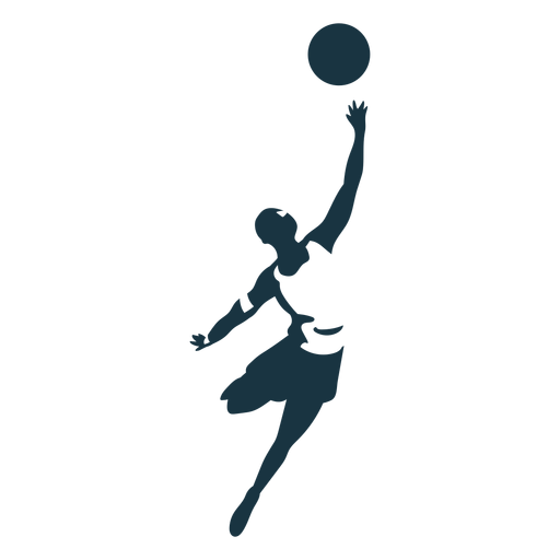 Basketball player ball player shorts t shirt throw detailed silhouette Transparent PNG