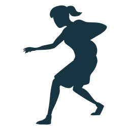 Jogador de basquete feminino bola correndo jogador shorts acessório camiseta silhueta