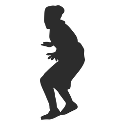 Spielerfinger-Palmenschattenbild des Basketball-Spielers weibliches