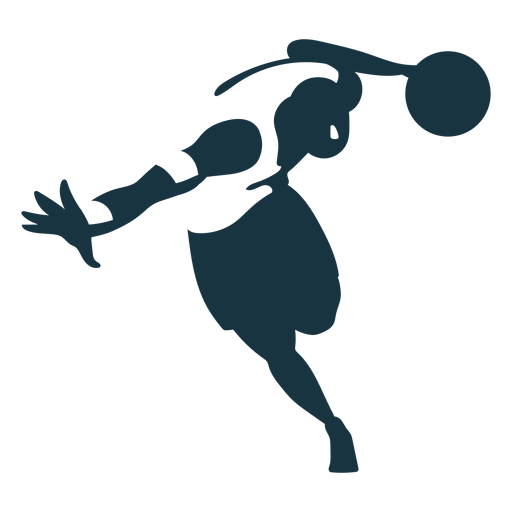 Basketball player player ball shorts finger palm detailed silhouette Transparent PNG