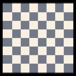 Silhueta quadrada da verificação de placa