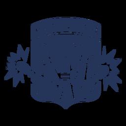 Autocolante de boliche skittle clube de boliche