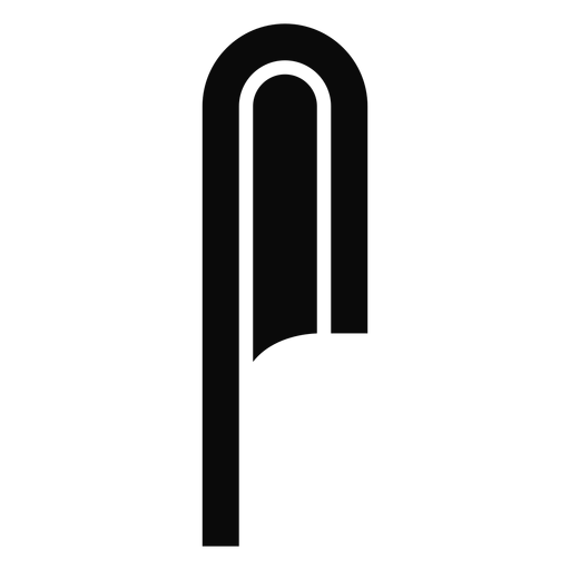 Silhueta detalhada do tecido de pano de C Transparent PNG