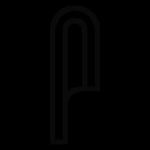 Curso do tecido de tecido C Transparent PNG