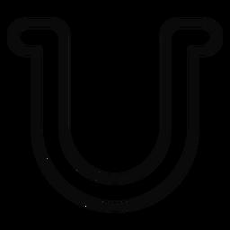 Correa de arco arco arco de correa